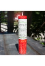 Attraction Love Chakra Candle