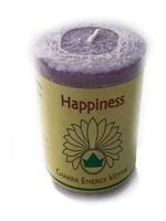 Happiness Votive Chakra Candle