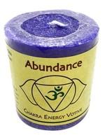 Abundance Votive Chakra Candle