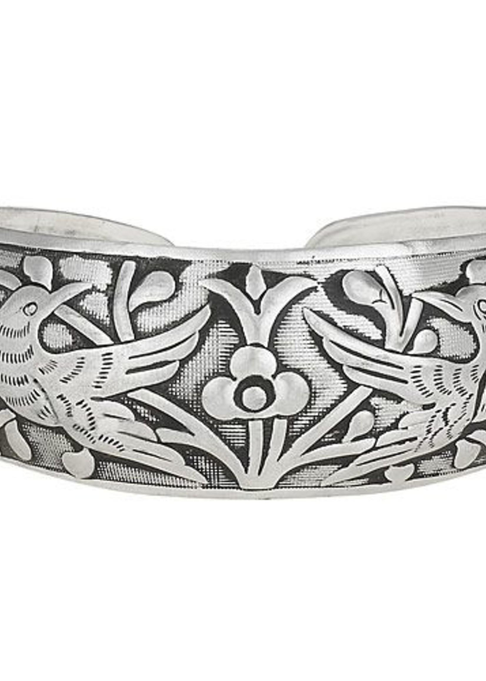 Double Dove Cuff Bracelet