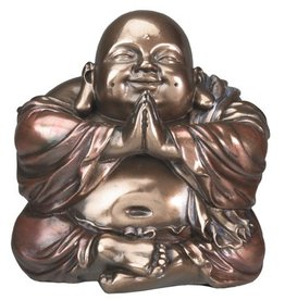 Sitting Hotei Statue