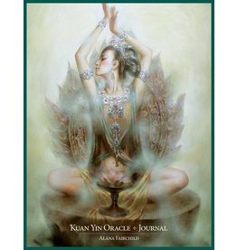 Kuan Yin Oracle Journal Deluxe Edition