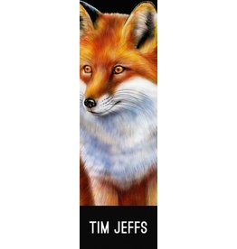 Red Fox Bookmark