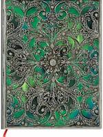 Silver Filigree Collection Esmeralda Ultra Journal