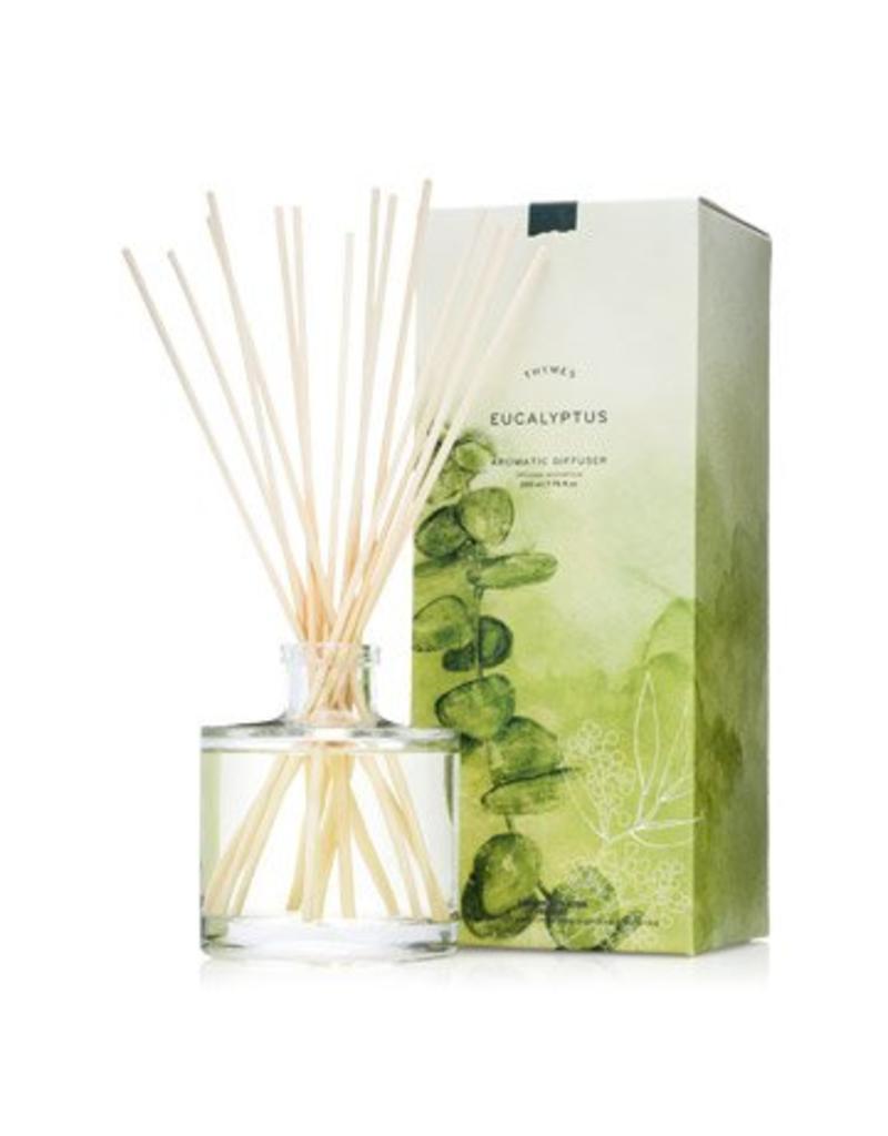 Eucalyptus Reed Diffuser Set