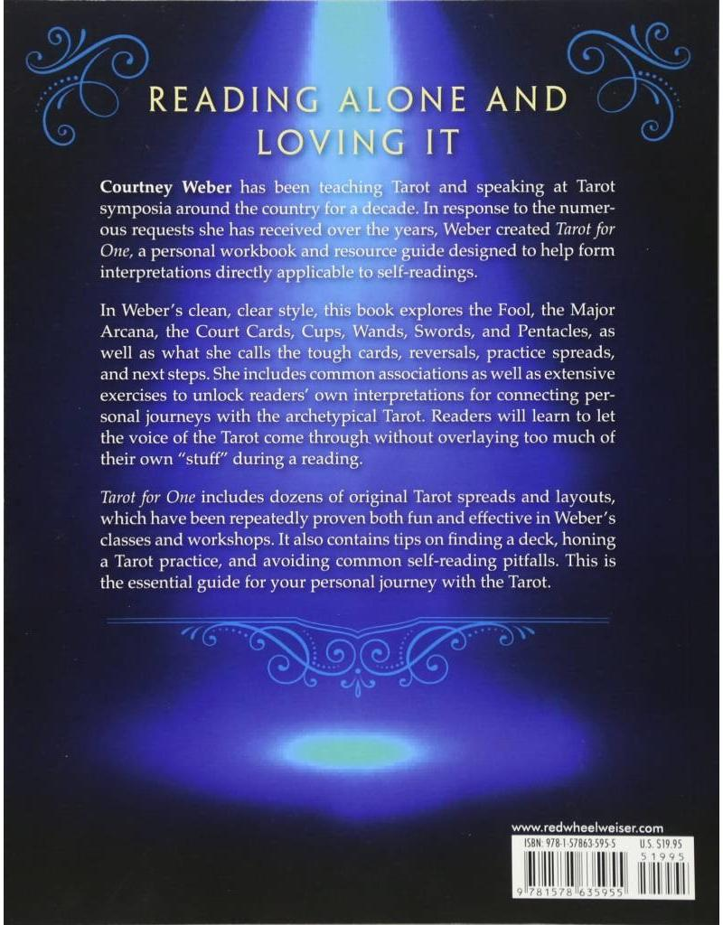 WEIS* Tarot for One | The Art of Reading for Yourself