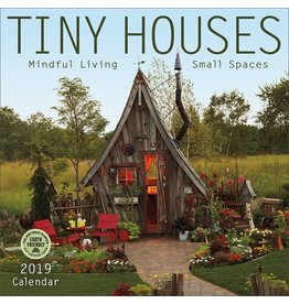 2019 Tiny Houses Calendar