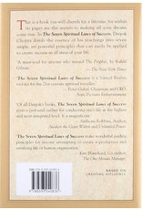 NEWWD The Seven Spiritual Laws of Success | A Practical Guide to the Fulfillment of Your Dreams