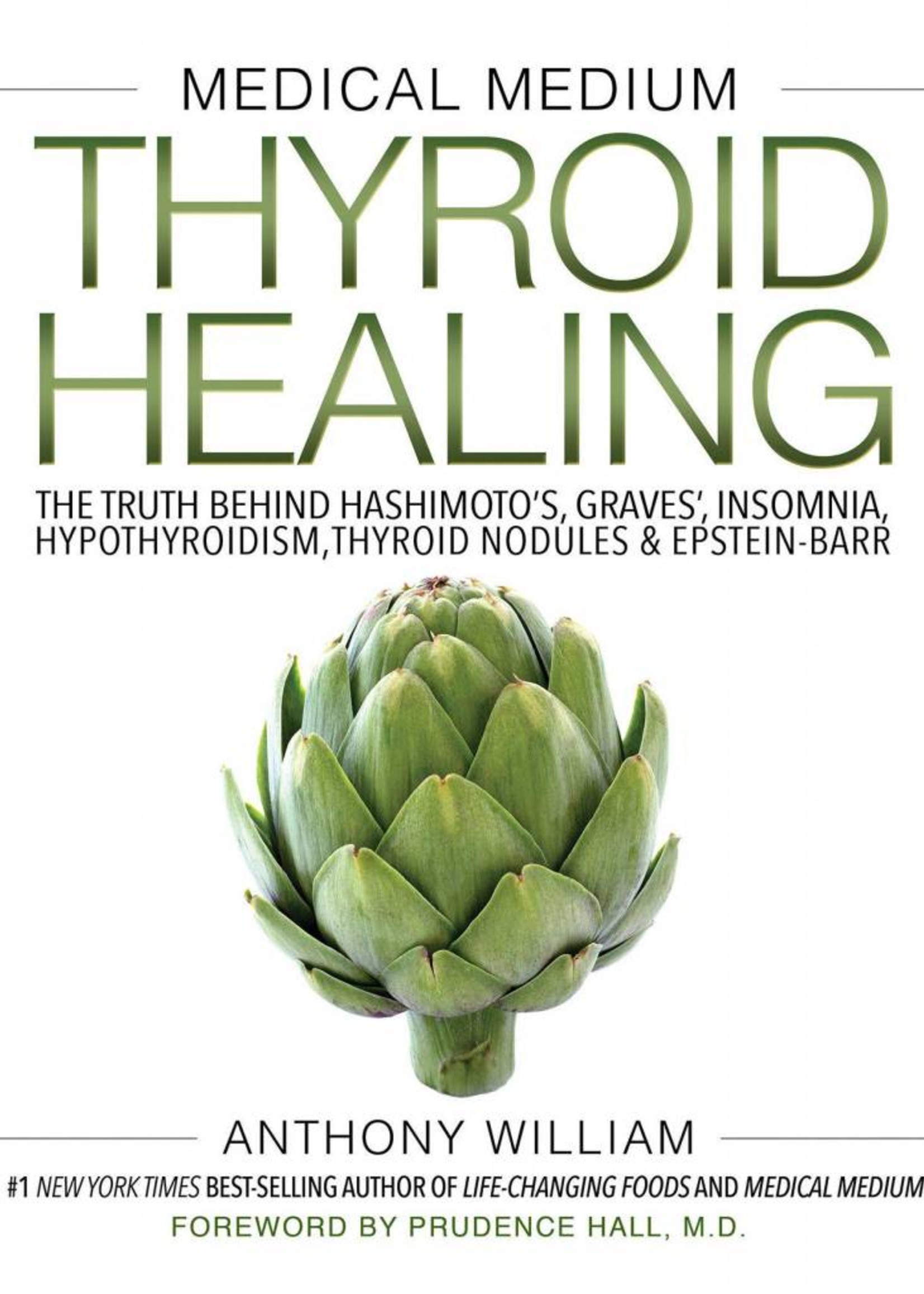 Medical Medium Thyroid Healing | The Truth behind Hashimoto's, Graves', Insomnia, Hypothyroidism, Thyroid Nodules & Epstein-Barr