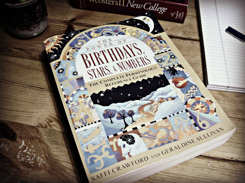 9ab570f485d POWER OF BIRTHDAYS STARS AND NUMBERS THE COMPLETE PERSONOLOGY REFERENC -  Elysian Fields