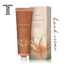 Lotus Santal Hand Cream