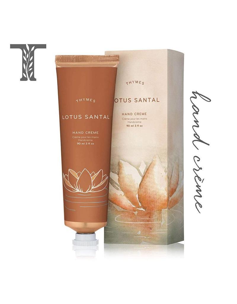 Lotus Santal Hand Cream