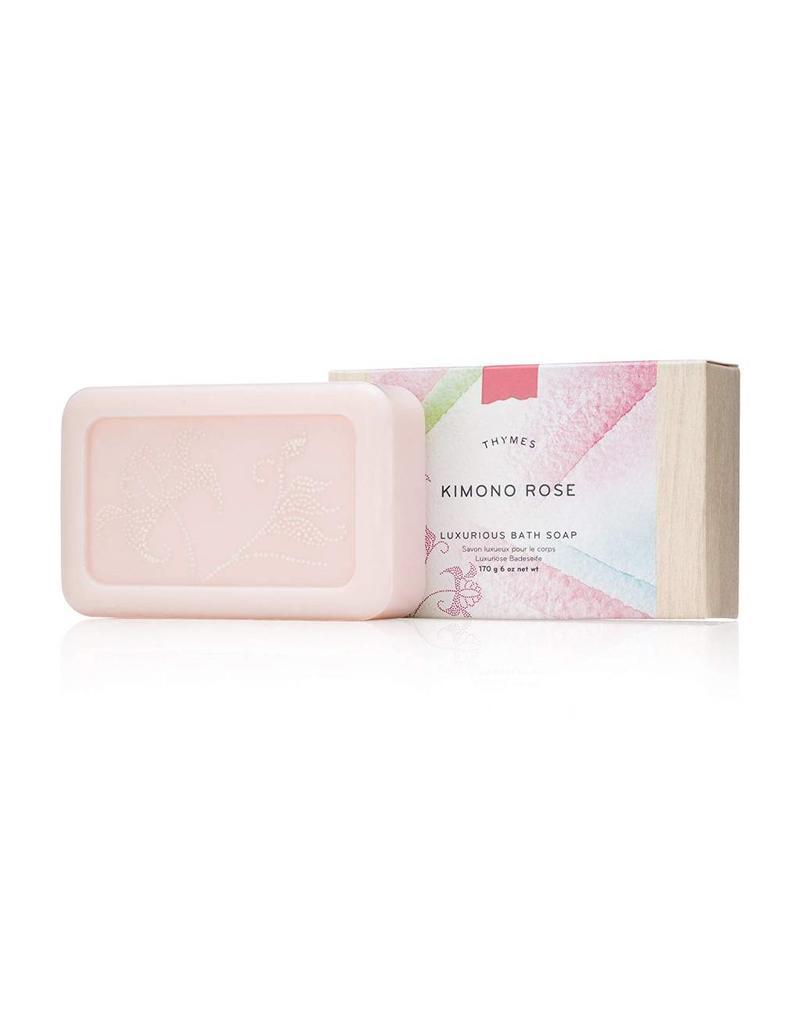Kimono Rose Soap Bar