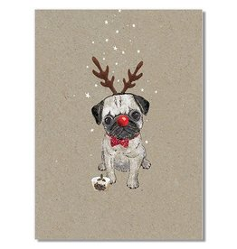 Christmas Card Reindeer Games