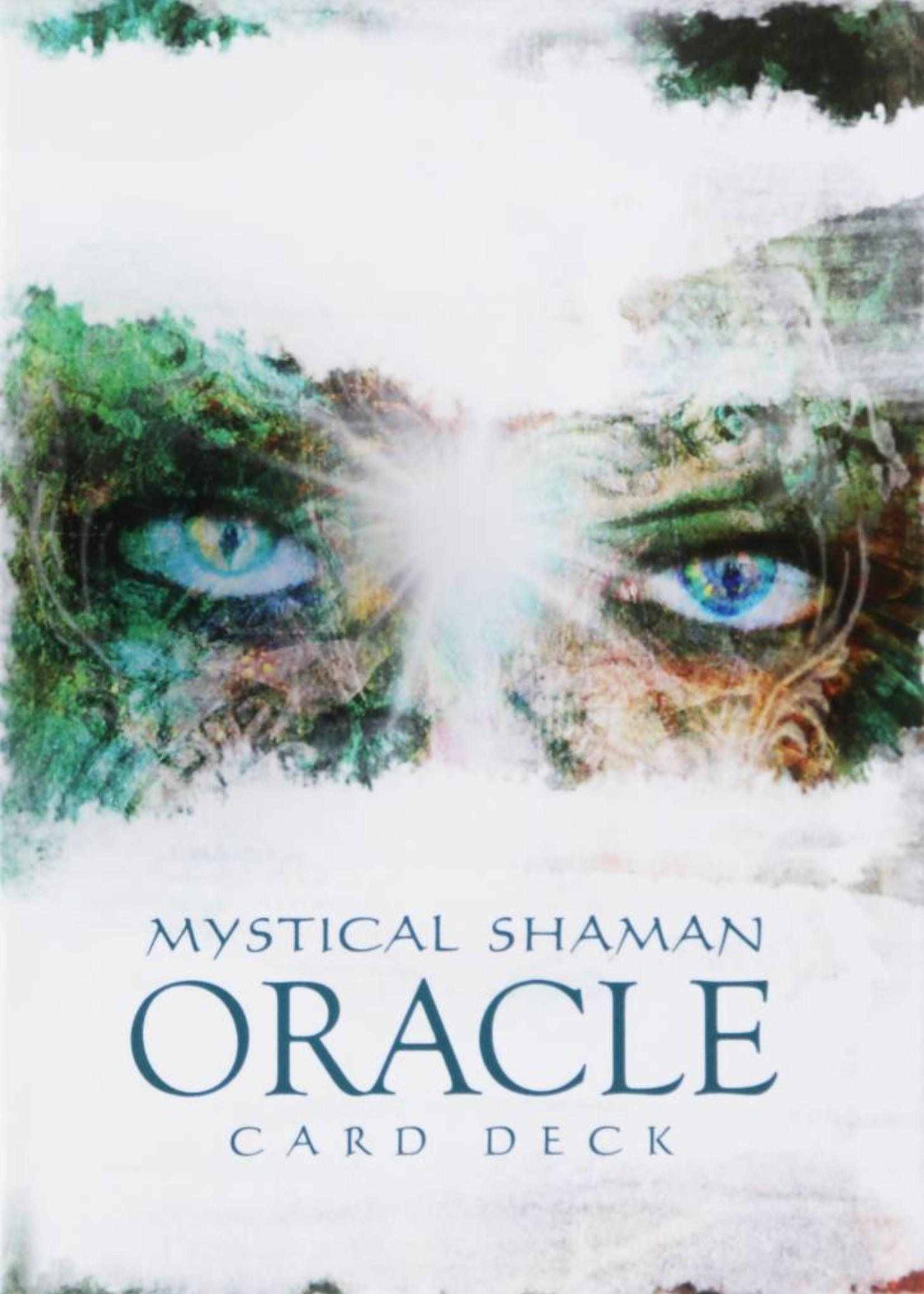 Mystical Shaman Oracle Deck & Guidebook