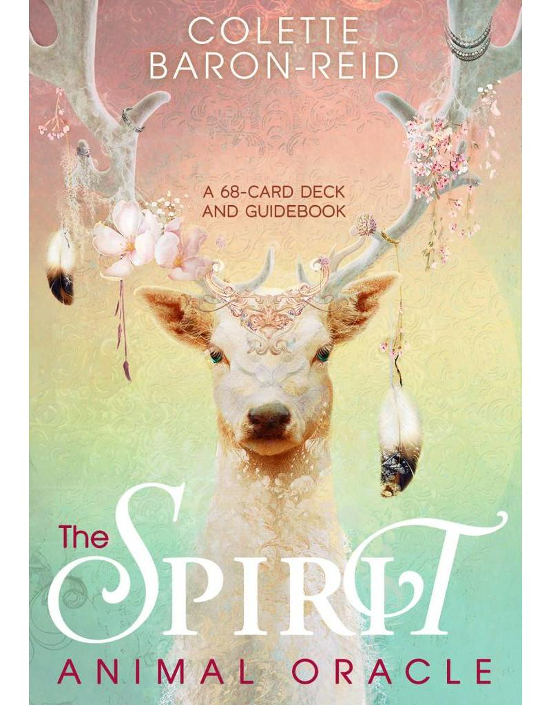 Spirit Animal Oracle | A 68-Card Deck and Guidebook