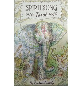 USGA* Spiritsong Tarot Deck