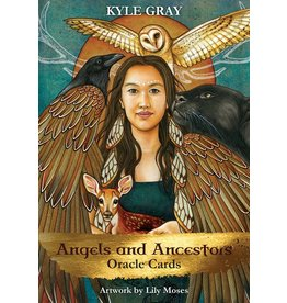 Angels and Ancestors Oracle Deck and Guidebook