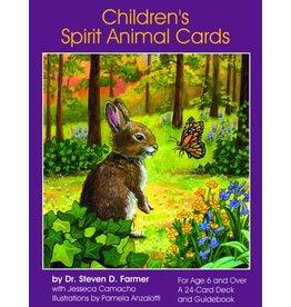 Children's Spirit Animal Card Deck & Guidebook