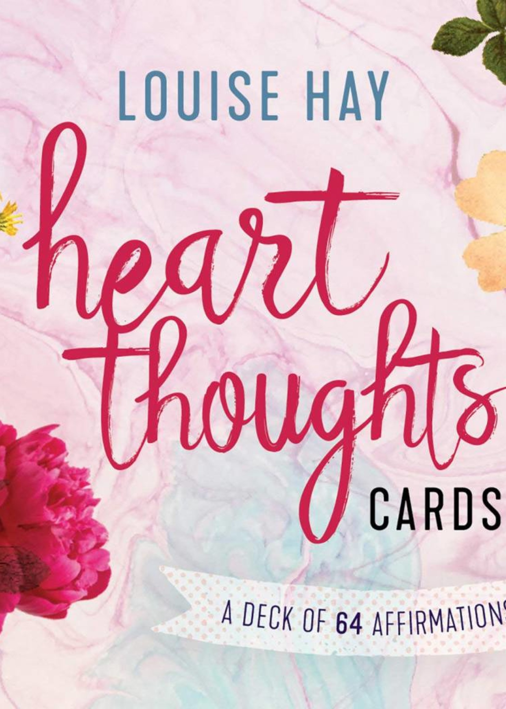 Heart Thoughts Cards Deck