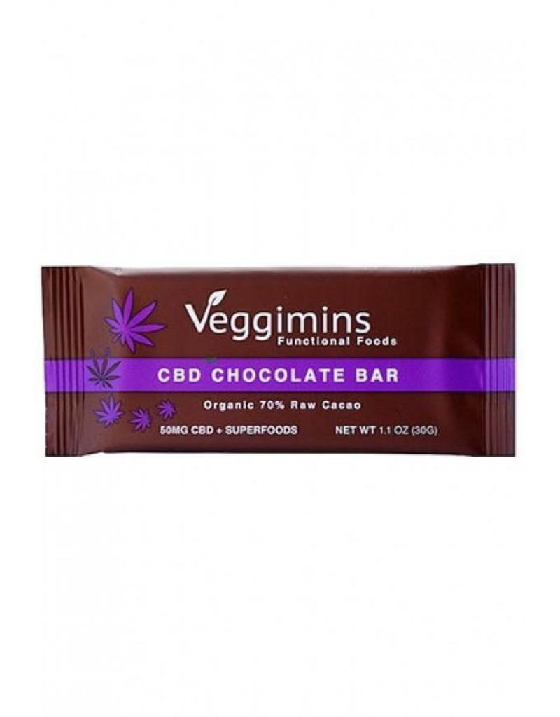CBD Chocolate Bar with Superfoods