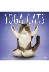 2019 Yoga Cats Calendar