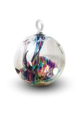 Hand Blown Glass Dreamcatcher