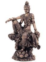 Quan Yin Watermoon Statue