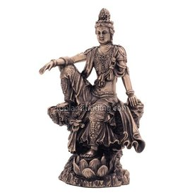 Quan Yin Watermoon Statue