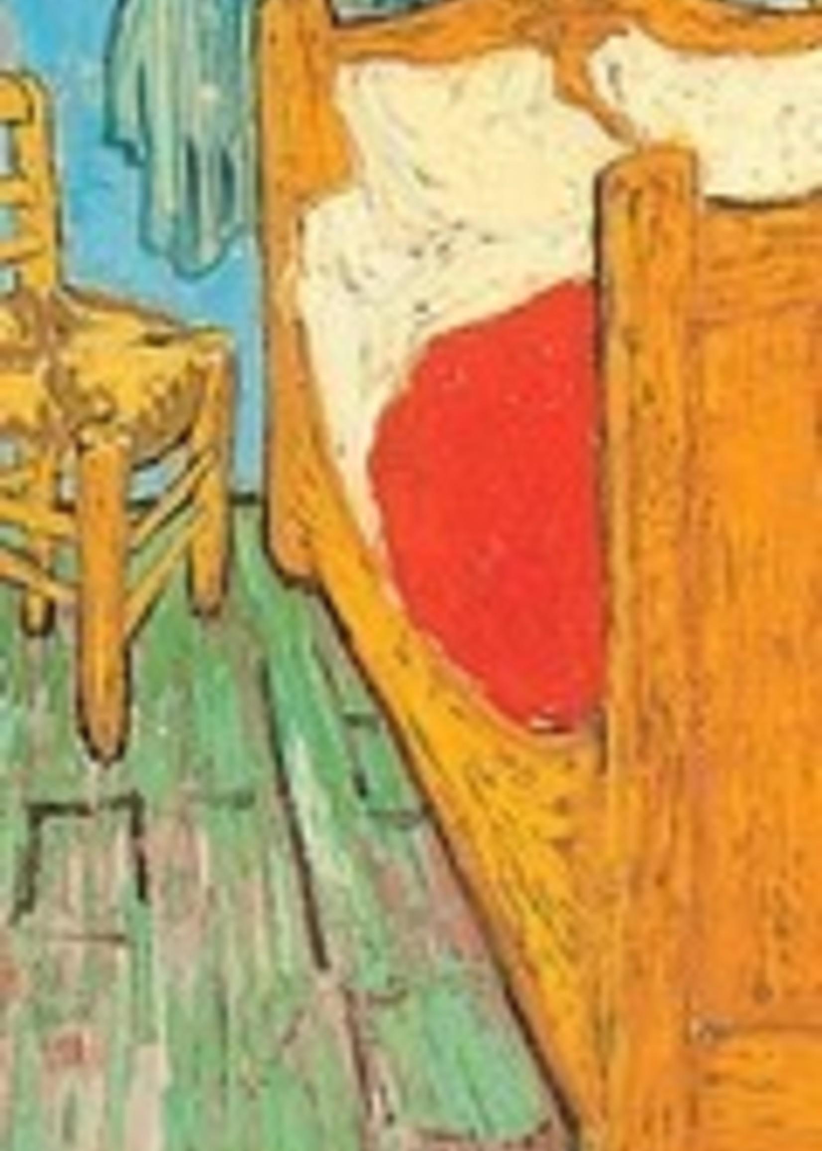 The Bedroom Bookmark by Vincent van Gogh