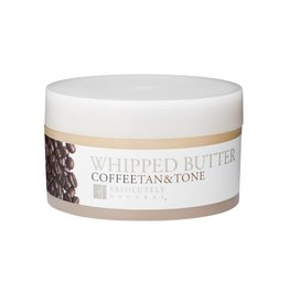 Whipped Body Butter Coffee Tan & Tone 5oz