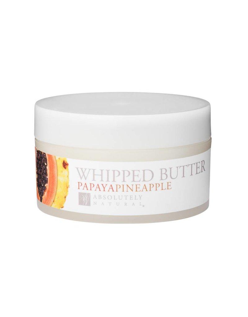 Whipped Body Butter Papaya Pineapple 5oz