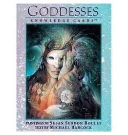 POMEN DECK GODDESSES KNOWLEDGE CARDS DECK ONLY