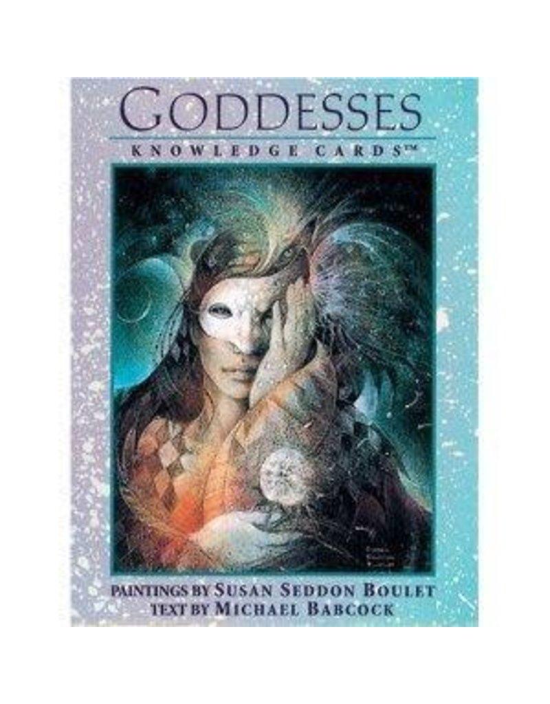 POMEN DECK GODDESSES KNOWLEDGE CARDS DECK ONLY