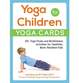 Yoga for Children - Yoga Cards