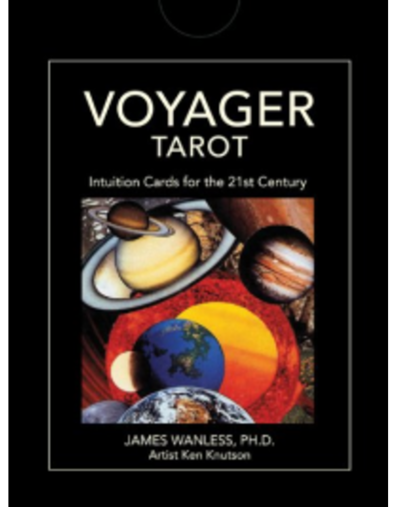 Voyager Tarot: Intuition Cards for the 21st Century [With Guidebook]
