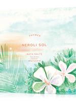Neroli Sol Bath Salts Envelope