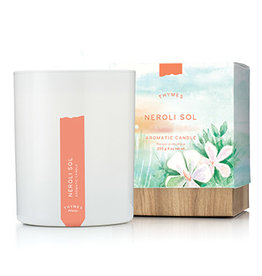 Neroli Sol Candle Poured 9 oz