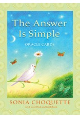 The Answer Is Simple Oracle Cards