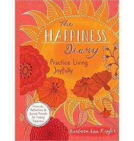 Happiness Diary: Practice Living Joyfully