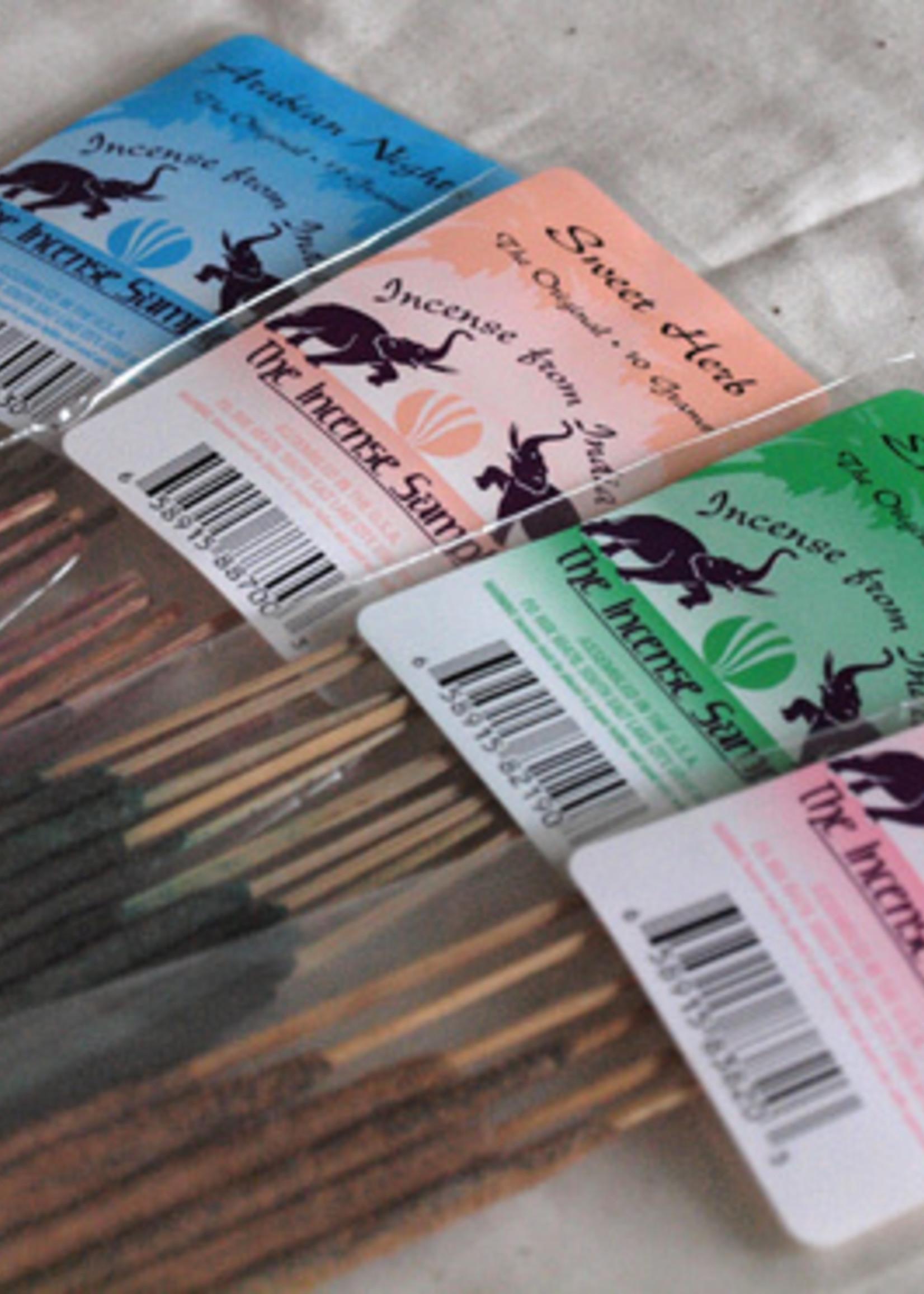 Assorted Incense Samplers