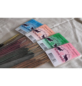 Assorted Incense Samplers