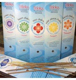 Triloka Chakra Incense