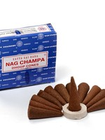 Satya Cones Nag Champa