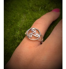 Celtic Spiral Ring (6)