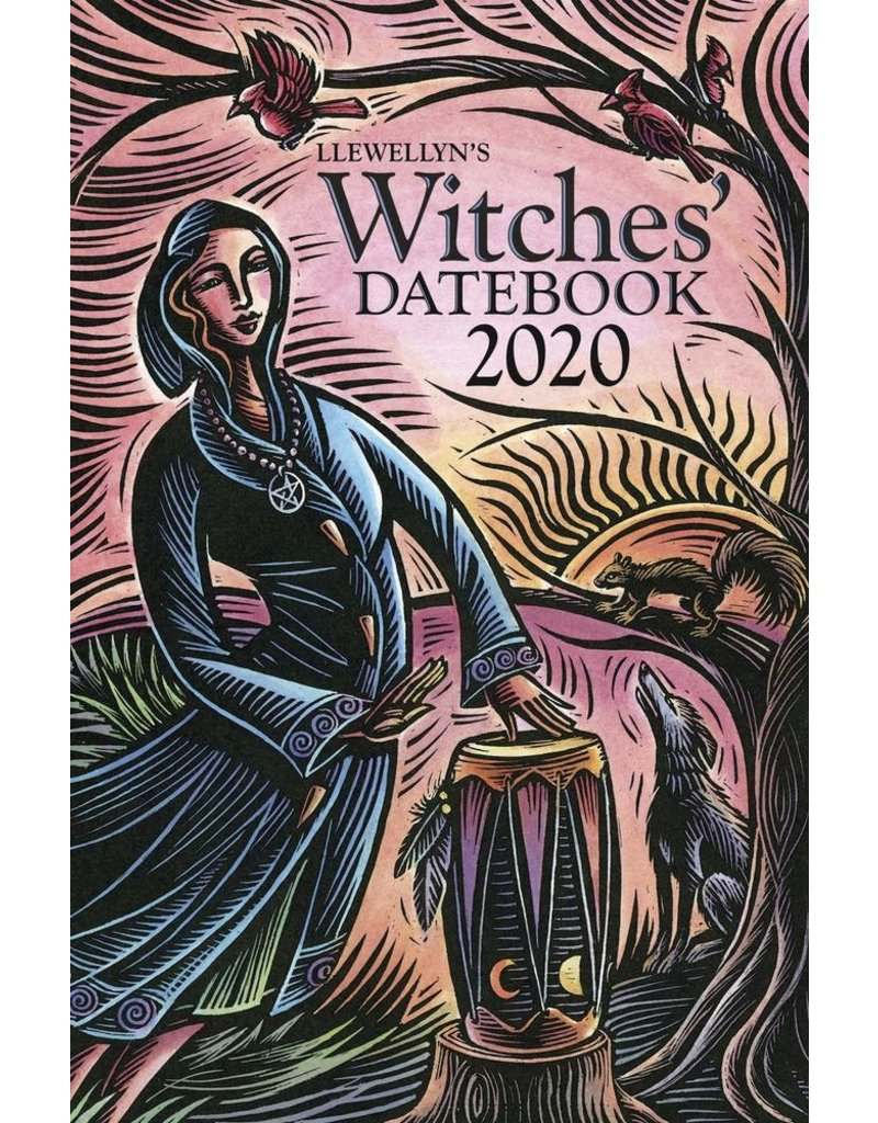 2020 Llewellyn's 2020 Witches' Datebook
