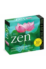 2020 Zen Page A Day Calendar