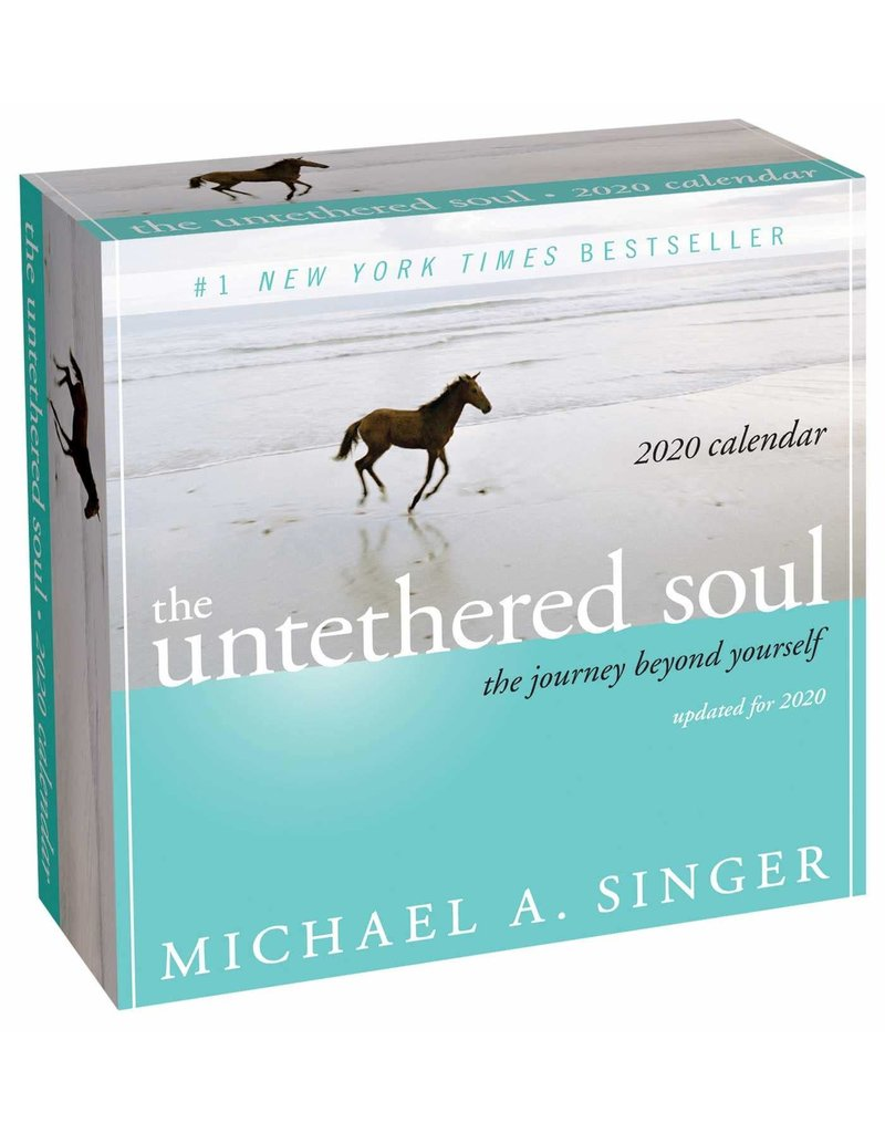 2020 Untethered Soul Page A Day Calendar