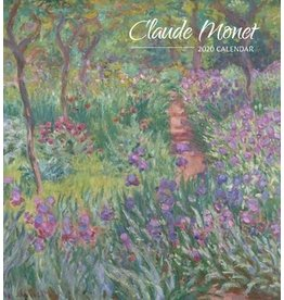 2020 Claude Monet Mini Calendar