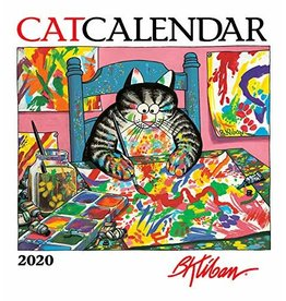 2020 Mini B. Kliban: CatCalendar